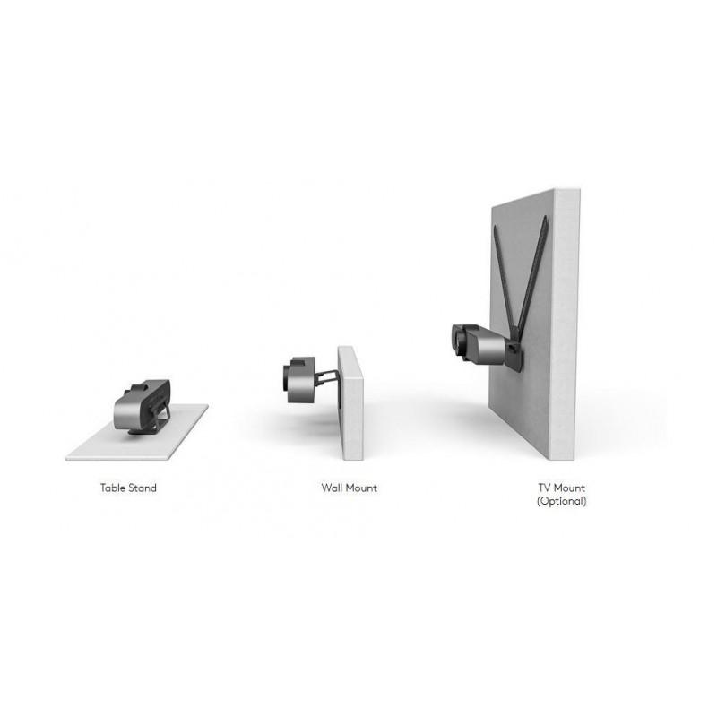 Видеоконферентна камера LOGITECH MeetUp, 4K Ultra HD video, USB3.0
