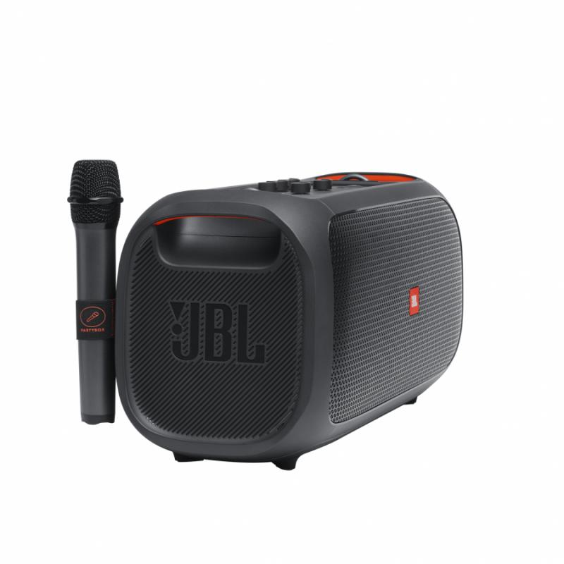 Аудио система JBL PARTYBOX GO Черен