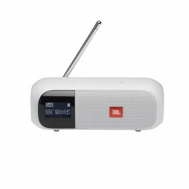 Блутут колонка с радио JBL Tuner 2 Бял