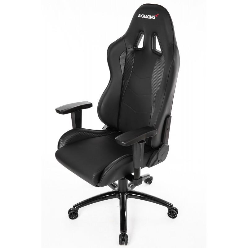 Miraculous Geymrski Stol Akracing Nitro Gaming Chair Carbon Black Theyellowbook Wood Chair Design Ideas Theyellowbookinfo