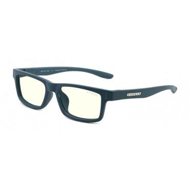Детски компютърни очила GUNNAR Cruz Kids Small, Clear Natural, Тюркоаз